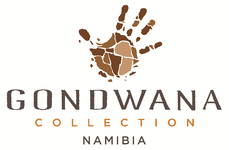 Gondwana Master logo with Namibia