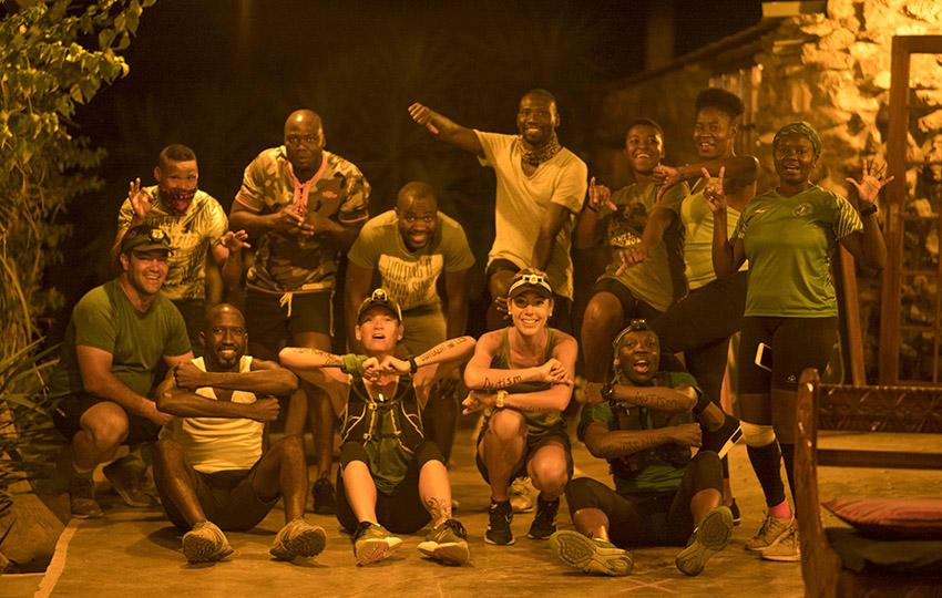 Team photo Etosha Safari Camp